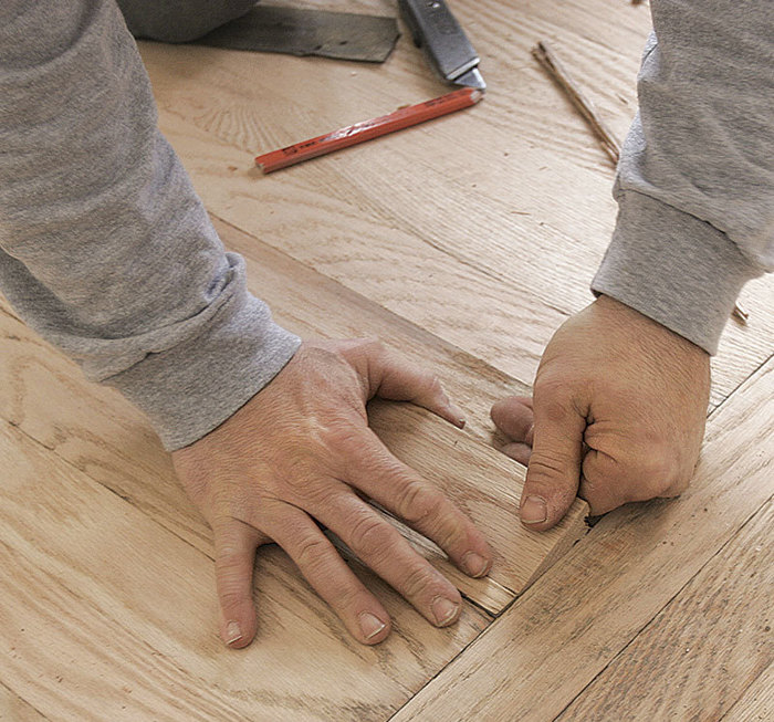 How To Replace A Floorboard Fine Homebuilding