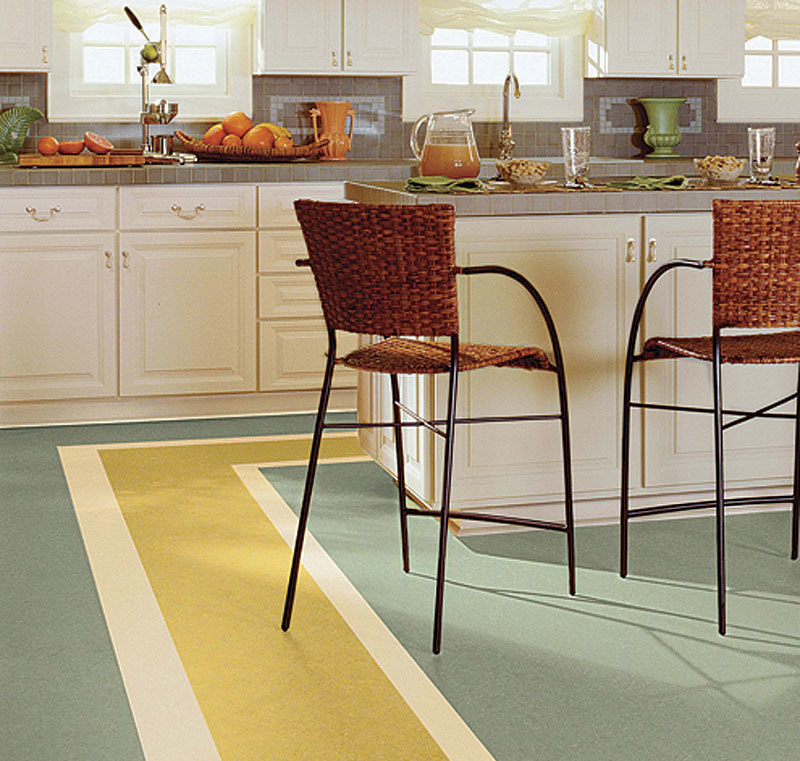 Whats The Difference Linoleum Vs Vinyl Fine Homebuilding