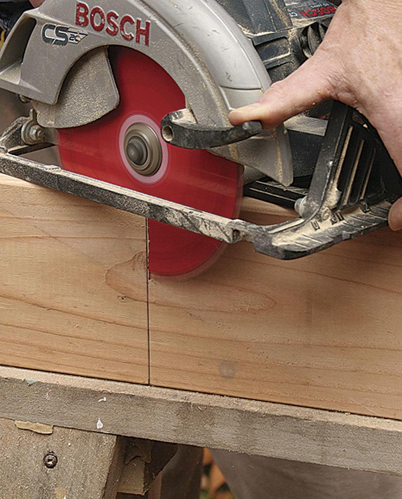 Cutting An Acute Bevel Fine Homebuilding