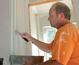 Drywall Finishing An Outside Corner Fine Homebuilding