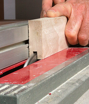 Making Raised Panel Doors On A Tablesaw Fine Homebuilding