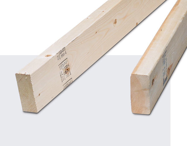 What's the Difference: 2X4 studs - Fine Homebuilding