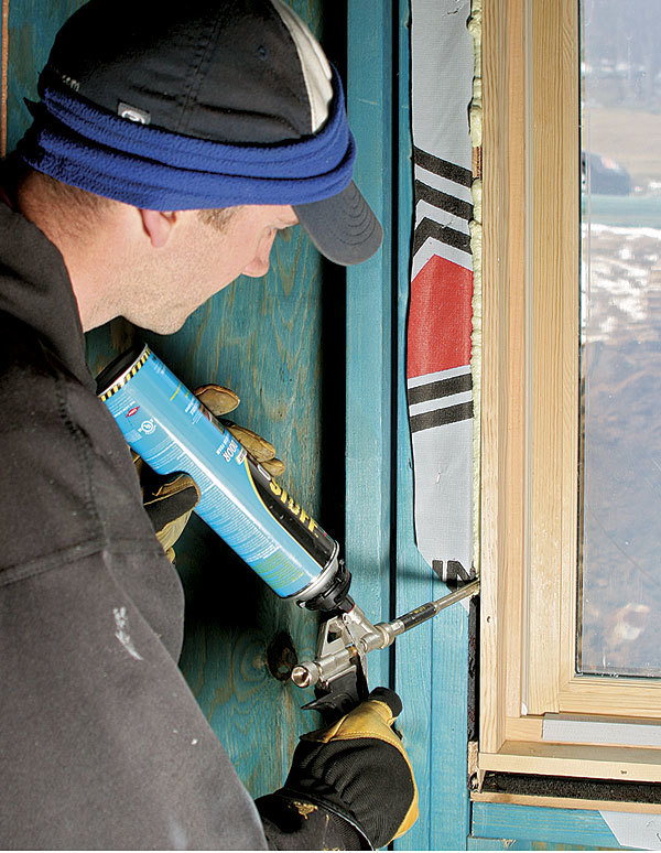 Best Insulation for Windows? - Fine Homebuilding