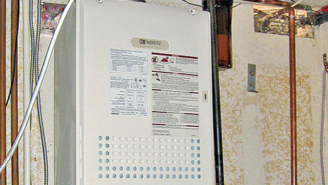 Can Hard Water Damage A Tankless Water Heater Fine