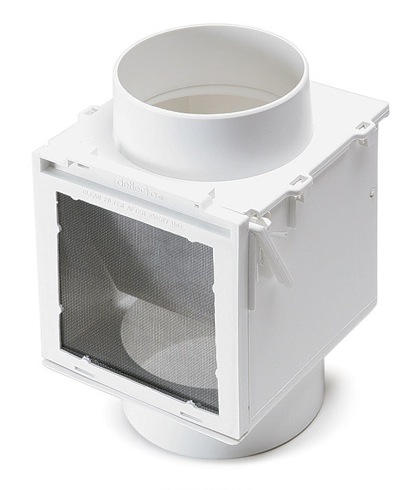 Tapping Into A Dryer Vent For Heating Fine Homebuilding