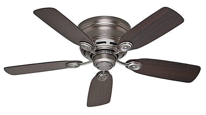 Ceiling fan height fine homebuilding q is it ok to install a ceiling fan aloadofball Image collections