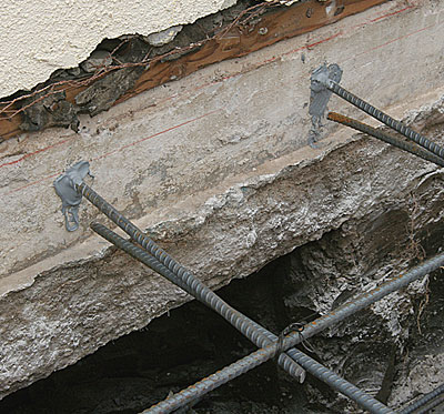 Reducing the risk of cracks in concrete slabs fine for How long to build a house after foundation is poured