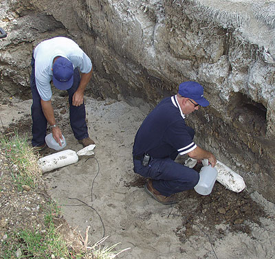 Can A Propane Tank Be Buried Fine Homebuilding