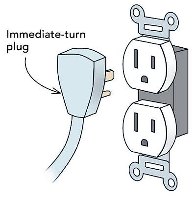 Upside Down Electrical Outlet Fine Homebuilding