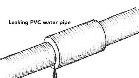 Pvc Pipe Patch Fine Homebuilding