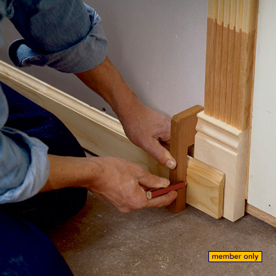 7 Trim Carpentry Tips And Secrets Fine Homebuilding