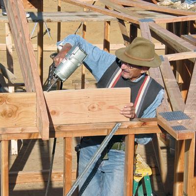 Larry Haun: One Carpenter\'s Life (1931-2011) - Fine Homebuilding