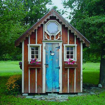 Stylish Sheds Project Gallery Issue 224 Fine Homebuilding