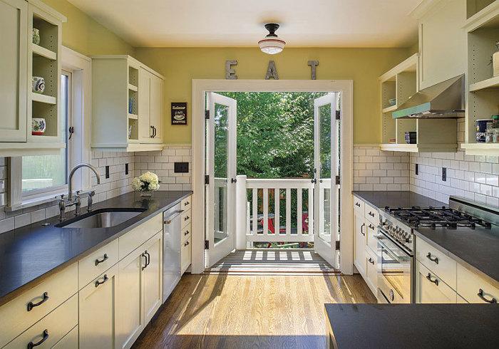 9 Clever Kitchen Ideas Fine Homebuilding