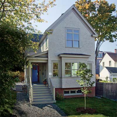 Inspiring ideas for small houses fine homebuilding for Fine homebuilding houses