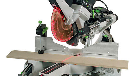 Kapex Ks120 10 In Compound Miter Saw Review Fine