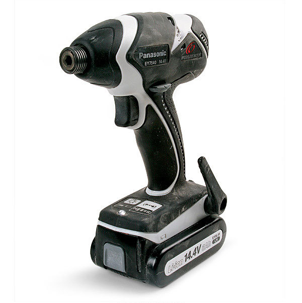 Ey7540ln2s Cordless Impact Driver Review Fine Homebuilding