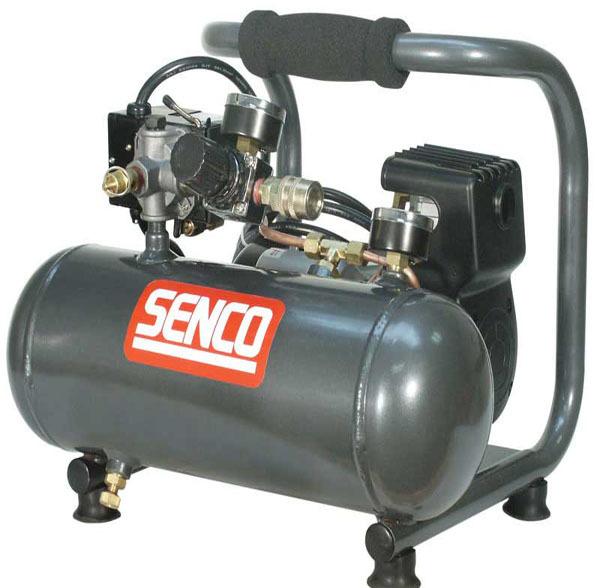 pc1010 compact air compressor fine homebuilding rh finehomebuilding com Senco Finish Nailer Senco Role