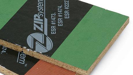 Zip System Sheating Fine Homebuilding