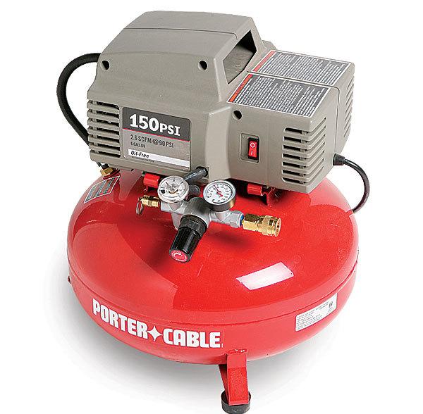 Cpfac2600p Air Compressor Review Fine Homebuilding