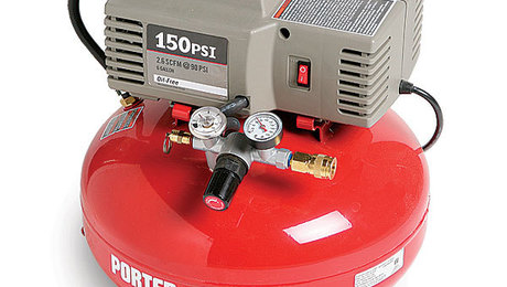 Cpfac2600p Air Compressor Review Fine Homebuilding