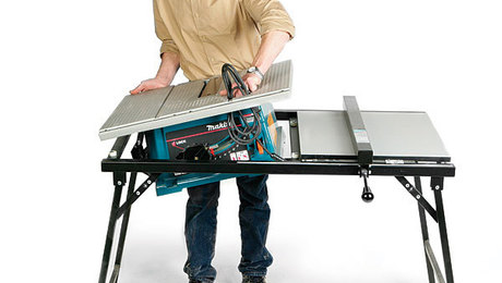 2703 Portable Tablesaw Review Fine Homebuilding
