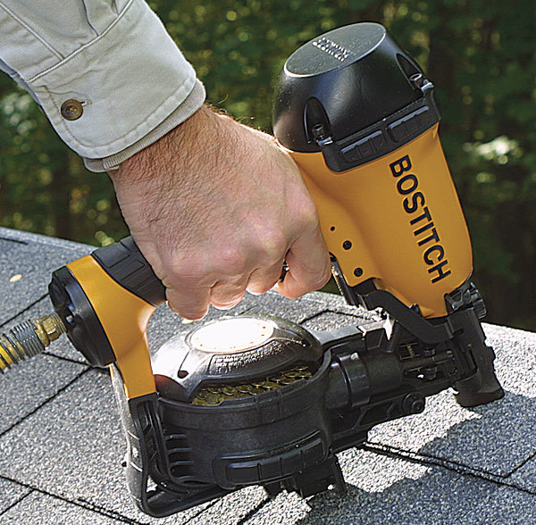 Rn46 Roofing Nailer Review Fine Homebuilding