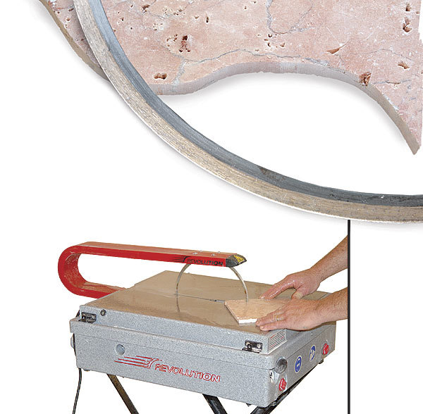 Revolution Tile Cutting Saw Review Fine Homebuilding