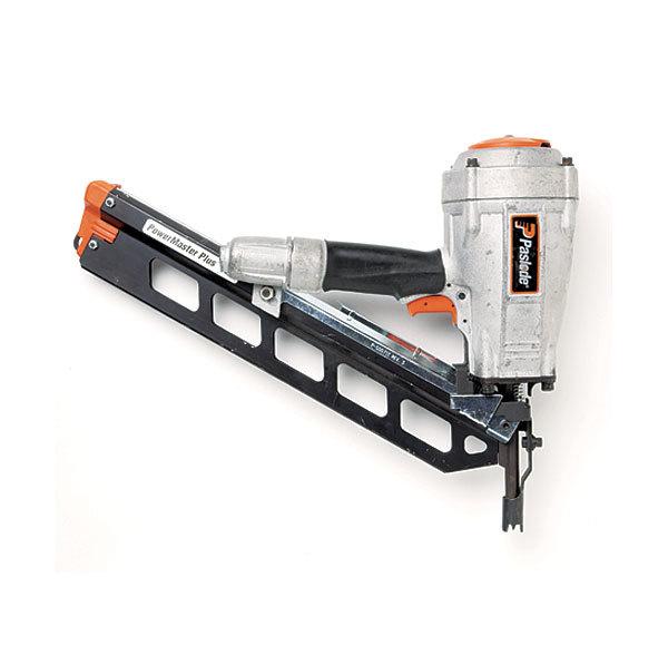 PowerMaster Plus 400 Framing Nailer Review - Fine Homebuilding