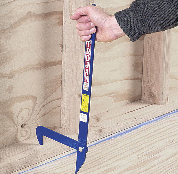 PV-20 Wall Puller Framing Tool Review - Fine Homebuilding