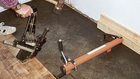 Quikjack Flooring Jack Review Fine Homebuilding