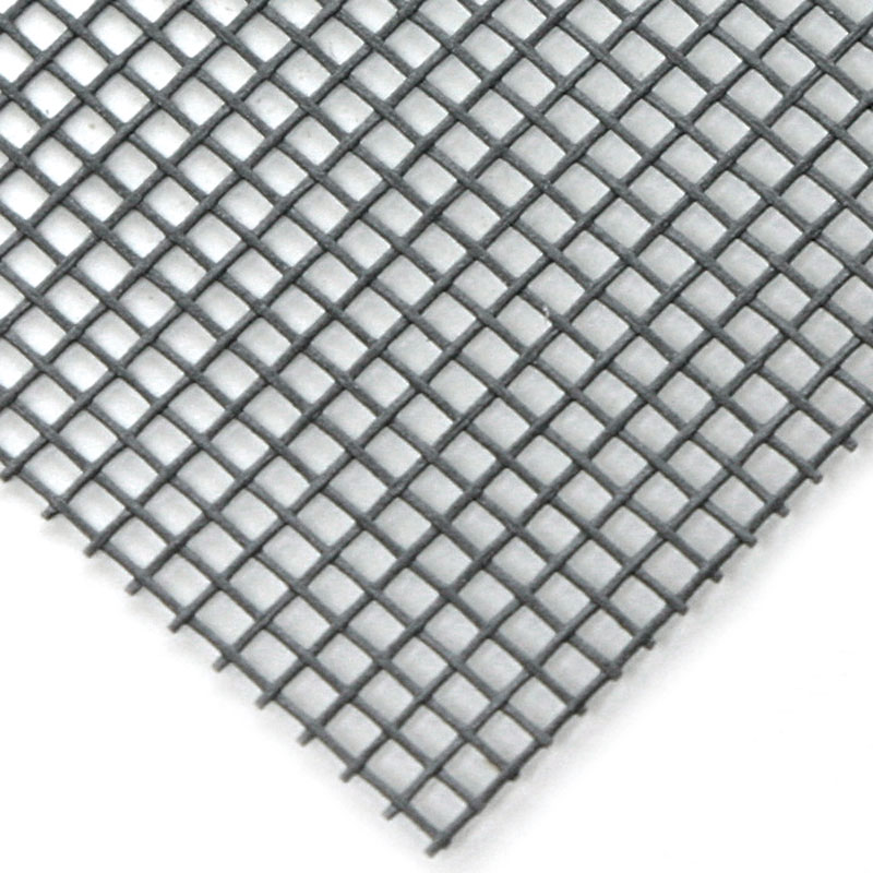 x 25 ft Mesh Screen Roll 6 in Silver Galvanized Steel Gable Vent Control Pests