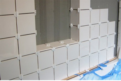 Remarkable Set Tile Without Mastic Or Thinset Fine Homebuilding Download Free Architecture Designs Terchretrmadebymaigaardcom