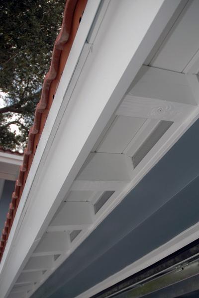 How to Make a Stealth Soffit Vent - Fine Homebuilding