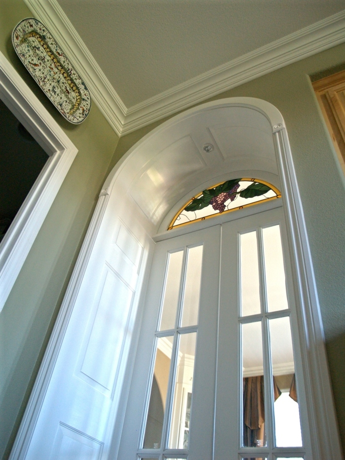Wood Arched Door Jam & Arch Door Jam - Fine Homebuilding