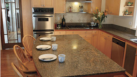 Prediction 2010: Granite Countertops Are So Last Decade   Fine Homebuilding