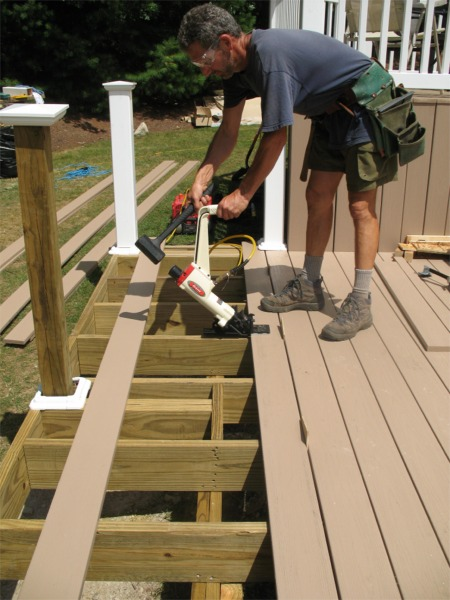 Hidfast Hidden Decking Fasteners Gt Fast Fine Homebuilding