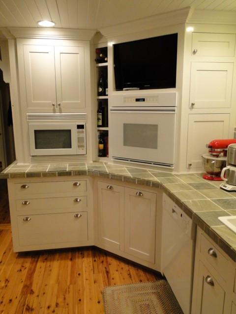 Kitchen Corner Fine Homebuilding