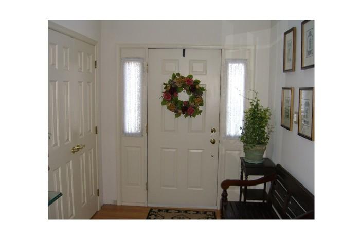 Interior Front Door Trim Historical Replica Fine Homebuilding