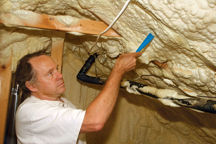 Should Rafters be Encapsulated by Spray-Foam? - Fine ...