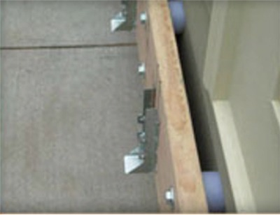 Attach A Deck Ledger Mounting System Fine Homebuilding