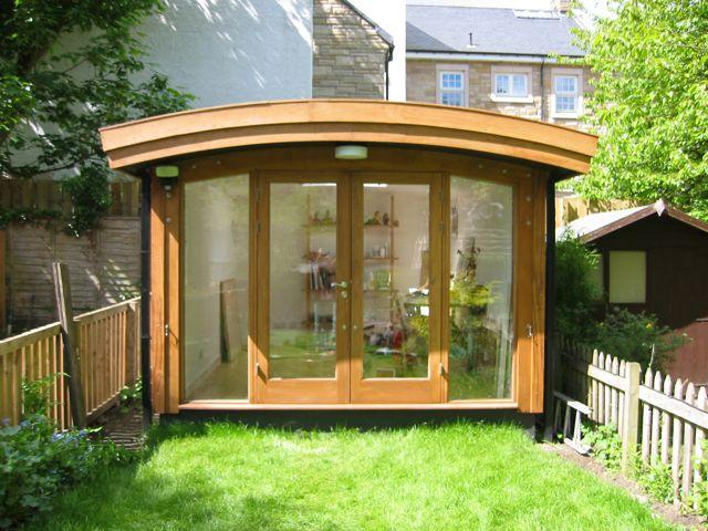 Garden Studio Fine Homebuilding