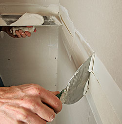 How to install and finish drywall