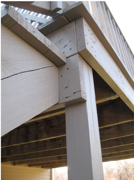 May Is Deck Safety Month Check Your Deck Fine