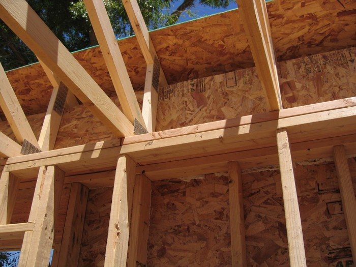 Choosing A Cost Effective Wall System Fine Homebuilding