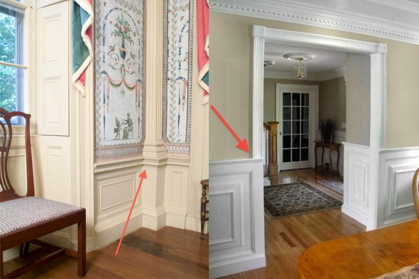 Historic-design expert Brent Hull demystifies the details that can make or break a chair-rail installation in this article reprinted with permission from ... & The Misused u0026 Confused Chair Rail - Fine Homebuilding