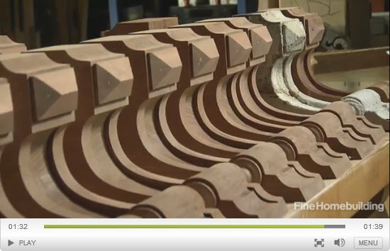 Reproducing-corbels video series