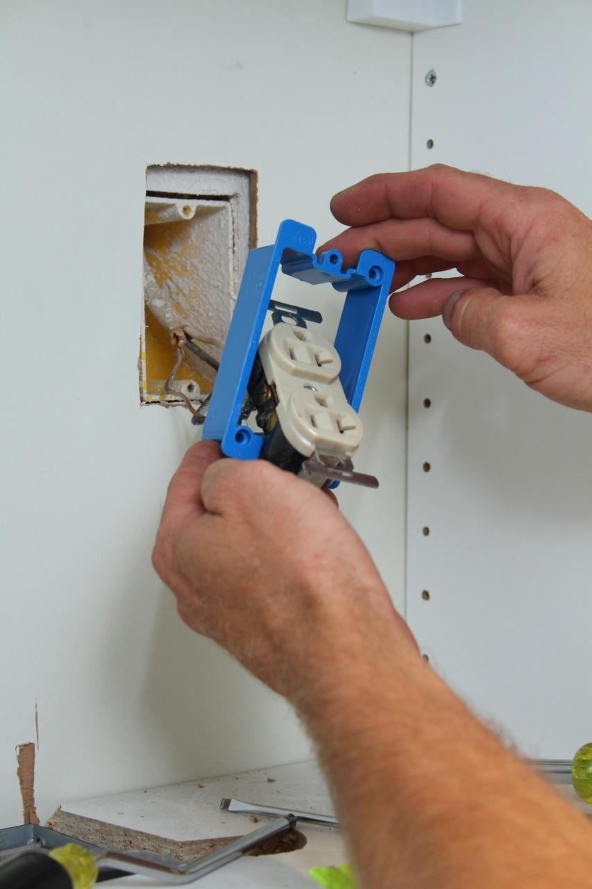 Getting Outlet Box Edges Flush Fine Homebuilding