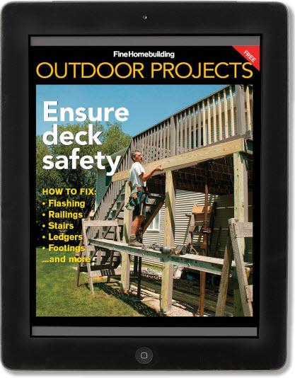 Ensure deck safety FREE iPad mini issue