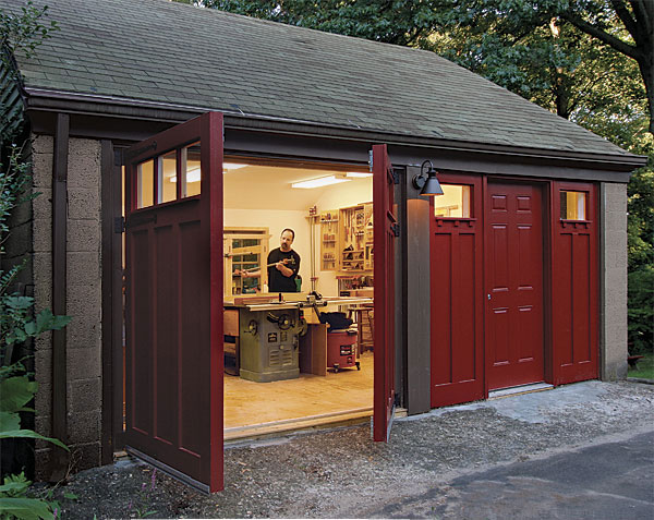Fine Homebuilding Photo Contest Gallery Of Great Garages